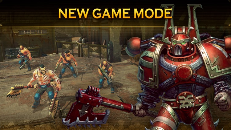 Warhammer 40,000: Space Wolf screenshot-0