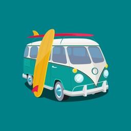 Let's Surf Apple Watch App