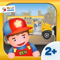 Codes for Ben on the Bus - Animated City Hack
