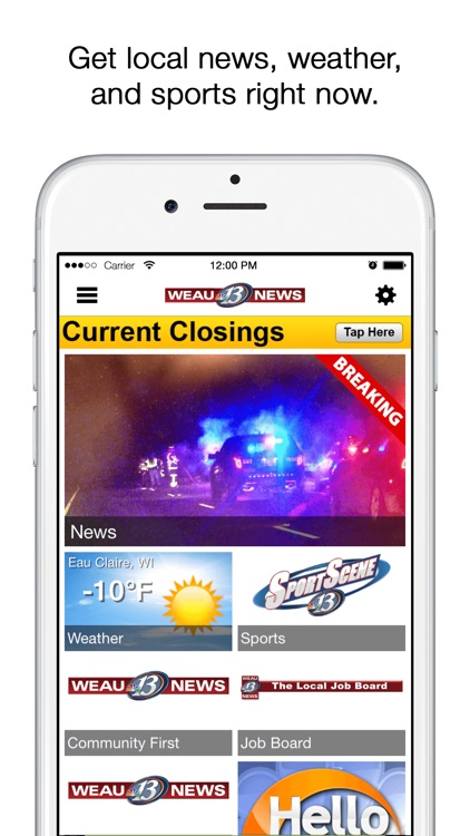 Weau 13 News By Gray Television Group Inc