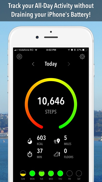ActivityTracker Pedometer