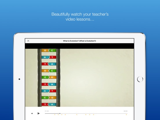 EDpuzzle Screenshot
