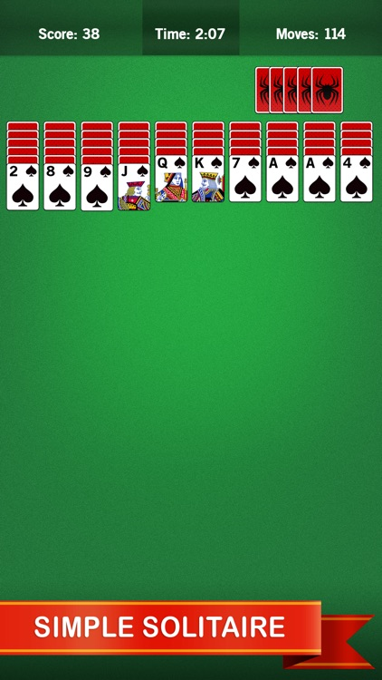 Spider Solitaire The Card Game screenshot-0