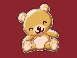 Gummy Bear Stickers