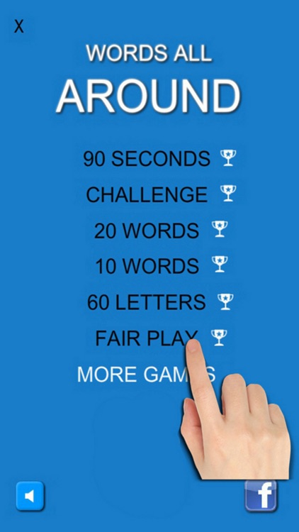 Words All Around - Word Search screenshot-3
