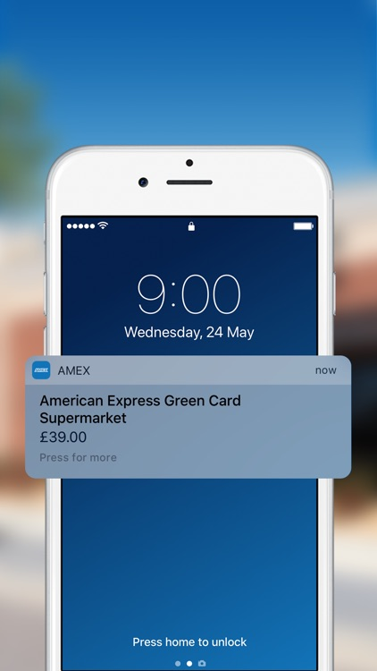 Amex UK screenshot-1
