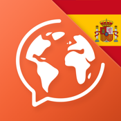 Learn Spanish FREE: Interactive Conversation Course with Mondly to speak a language icon