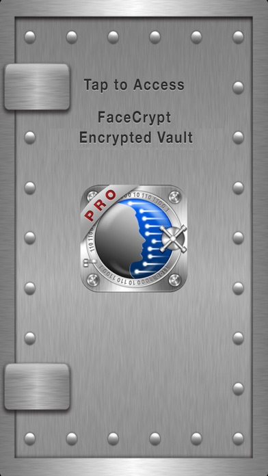 FaceCrypt Pro Cyber Vault Screenshots