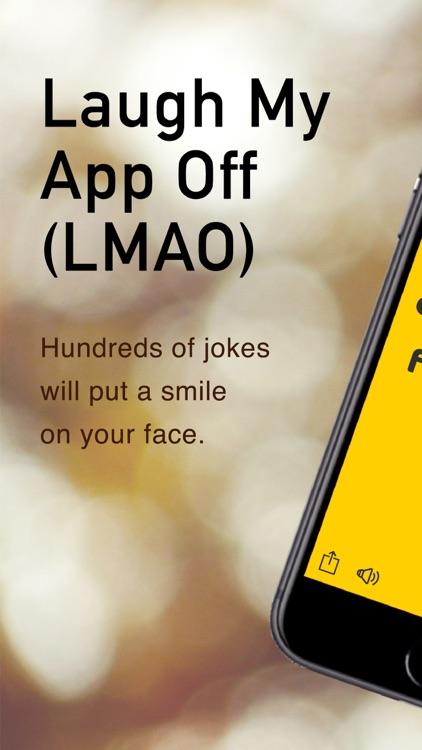 Laugh My App Off - Funny Jokes screenshot-7