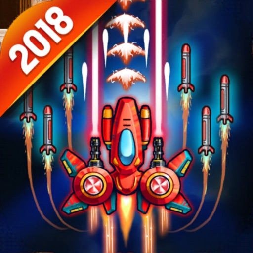 Space X: Sky War of Air Force for iPhone