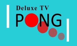 Deluxe TV Pong