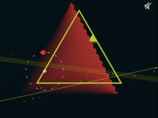 Trigono - dangerous triangles screenshot 3