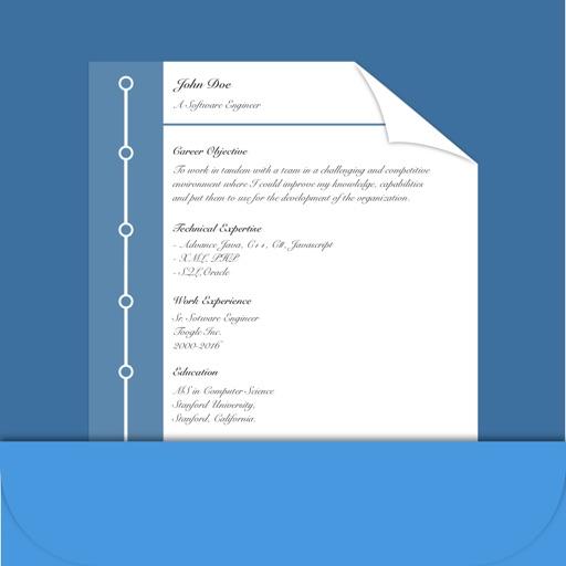 Make My Resume By Sagar Joshi