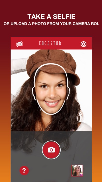FaceStar App screenshot1