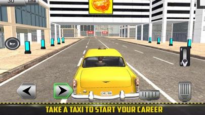 Taxi Customer: Driving SIM screenshot 3
