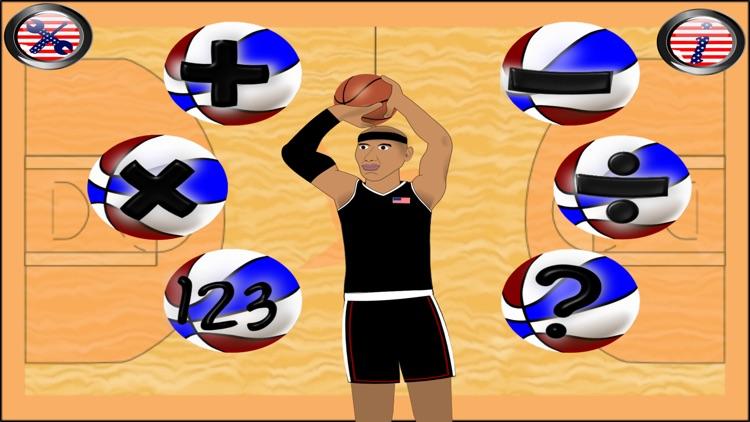 Games Math Basket Trainer