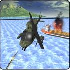 Guerra De Helicópteros De Cañón icon