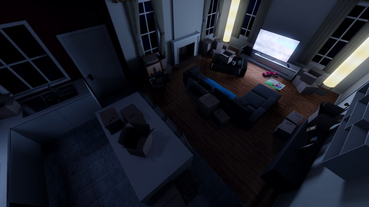Shadows Remain: AR Thriller screenshot-4