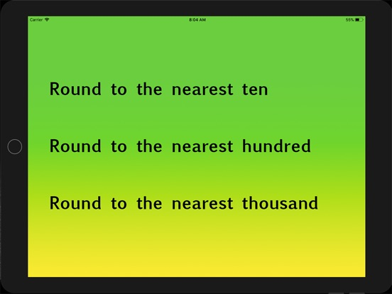 Rounding Number's screenshot 1