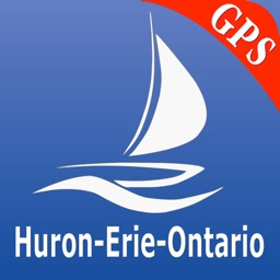 Huron-Erie-Ontario GPS Charts