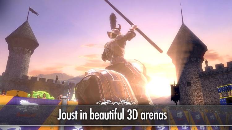 Joust Legend