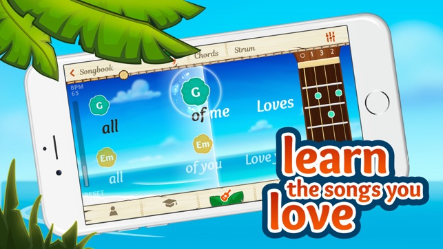 Ukulele Karaoke On The App Store
