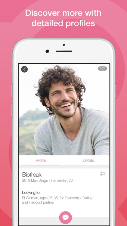 Dating apps for bisexual