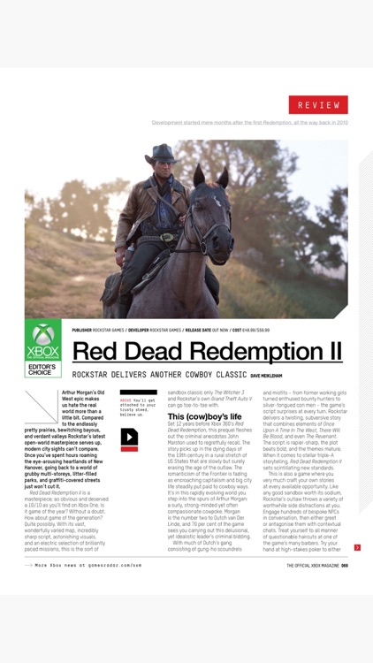 Official Xbox Magazine (US) screenshot-6