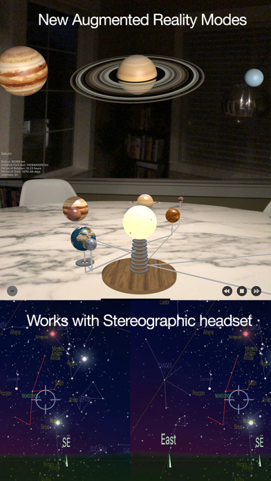 Pocket Universe: Virtual Sky Astronomy Screenshot 2