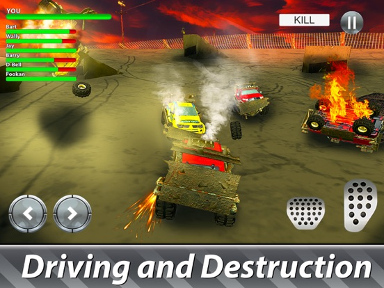 Extreme Derby Destruction Full screenshot 6