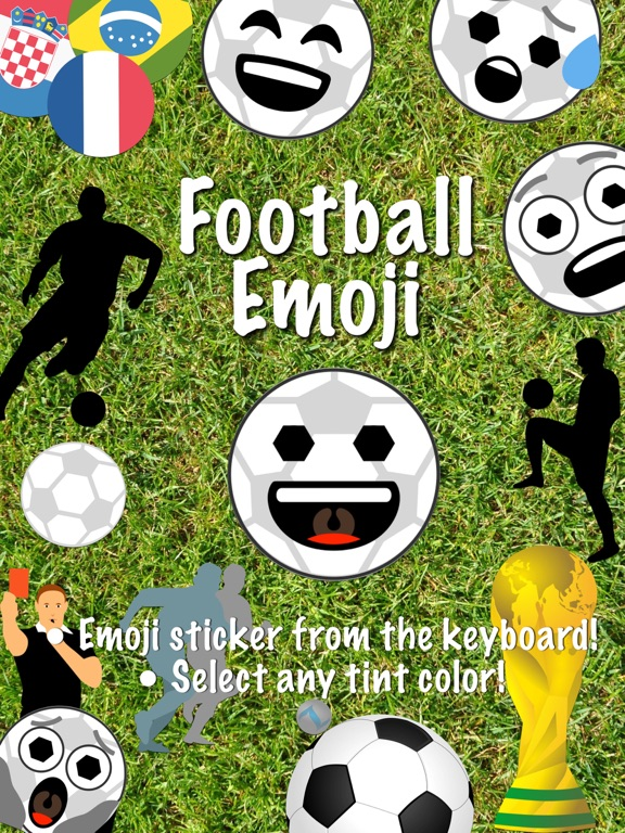 Football Emoji • Stickers screenshot 11