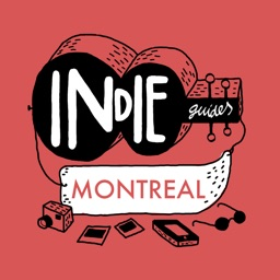Indie Guides Montreal, guide & offline map