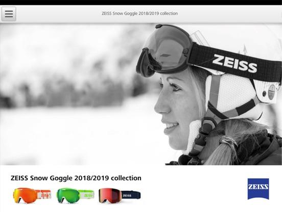 4e9bb6d788 Télécharger ZEISS Snow Goggle 2018 2019 pour iPad sur l App Store ...