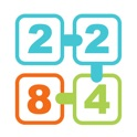 Power of 2 - Strategic number matching game