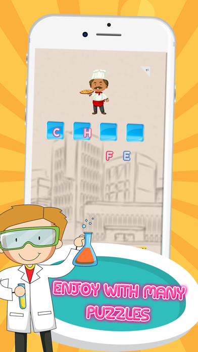 Genius Word Puzzle - Search vocabulary book screenshot two