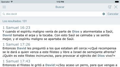 Biblia Cristiana en Español for Windows
