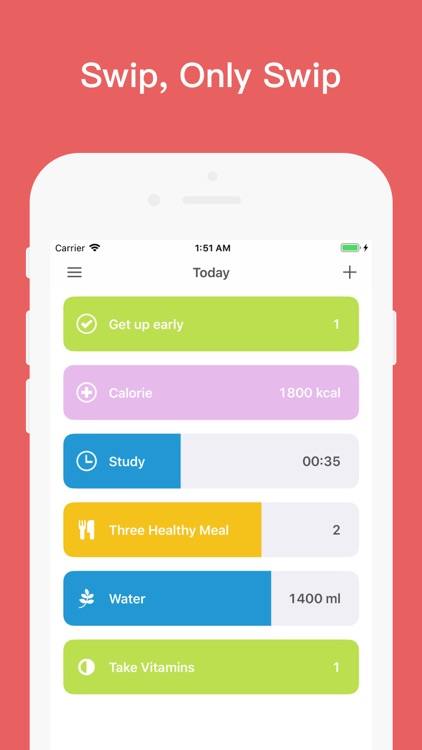 Reach - Habit & Goal Tracker