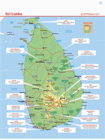 Sri Lanka Travel Guide by Lonely Planet on iBooks