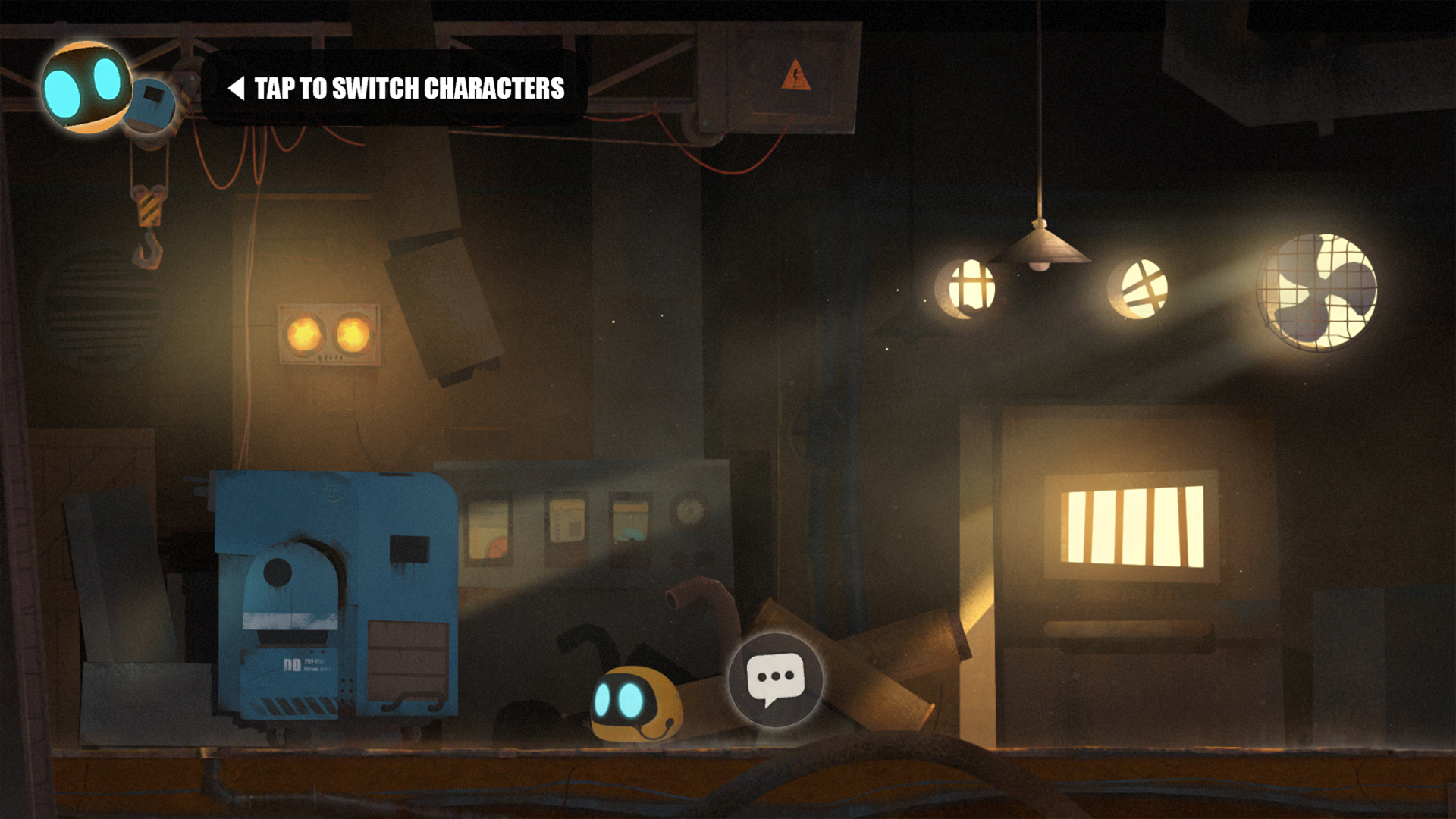 Abi: A Robot's Tale screenshot 12