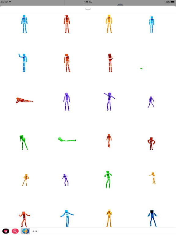 Fun With Ragdolls - Stickers screenshot 4