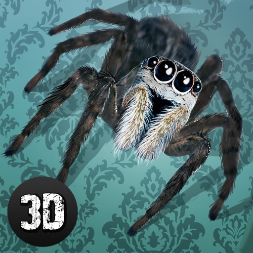 Spider Pet Survival Simulator 3D iOS App