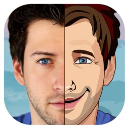 Cartoon yourself, face effects