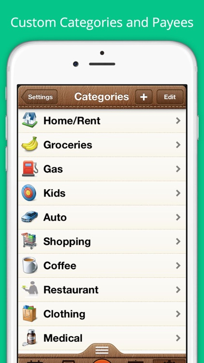 Easy Expenses Tracker screenshot-4