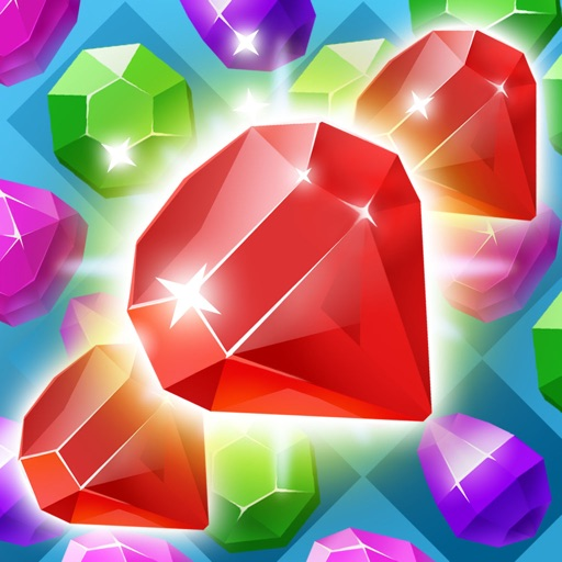 Jewel Blast 8 - Match Diamond