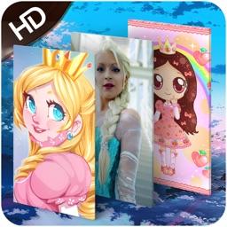 Princess Girls Wallpaper HD