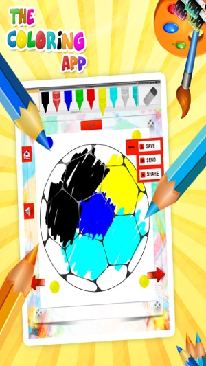 Kids Coloring Book-Kids Learn on the App Store