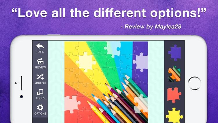 Jigsaw Daily: Fun Calming Game screenshot-4