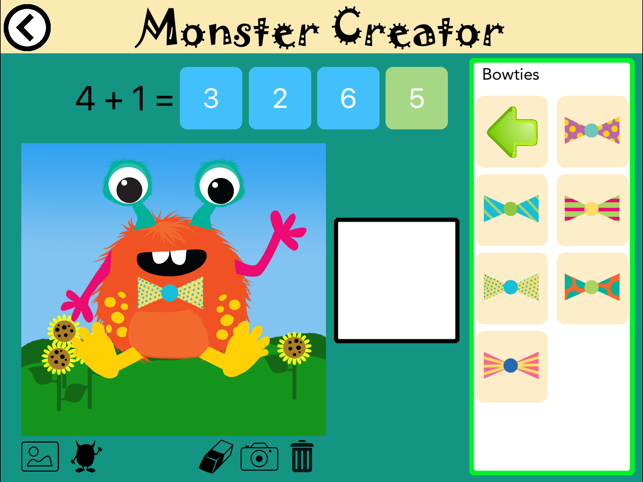 Monster Creator Math on the App Store