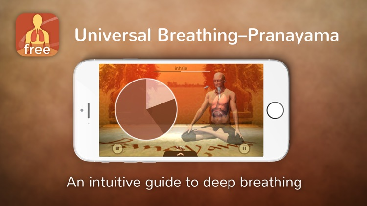 Universal Breathing - Pranayama Lite screenshot-0