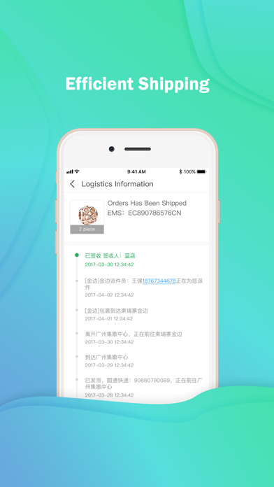 Fastbuy – shopping change life screenshot four